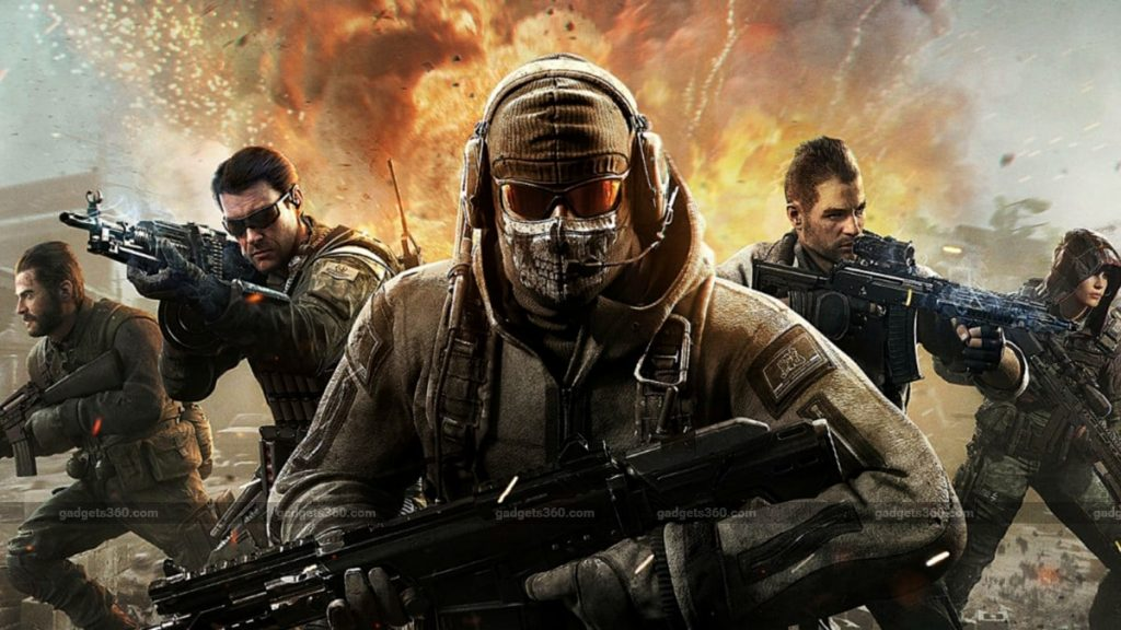 В Call of Duty: Mobile можно играть на ПК с помощью мыши и клавиатуры