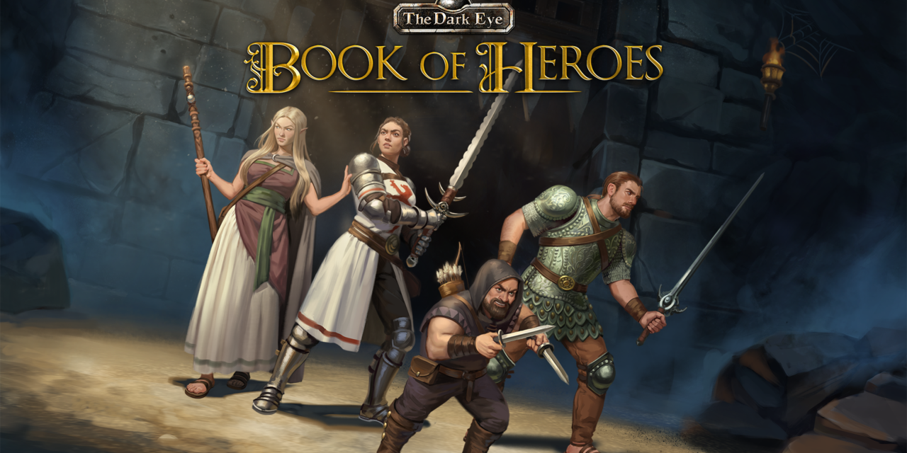 The Dark Eye: Book of Heroes. Дата выхода.