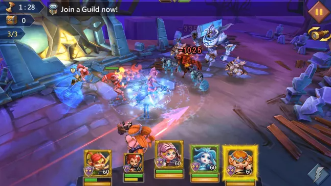 Lords Mobile MMO