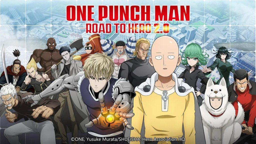 One Punch Man Road to Hero 2.0. Гайд, коды выкупа на [curr_my] и игра на ПК