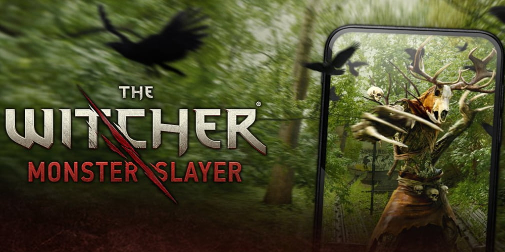 The Witcher: Monster Slayer анонсирована для iOS и Android