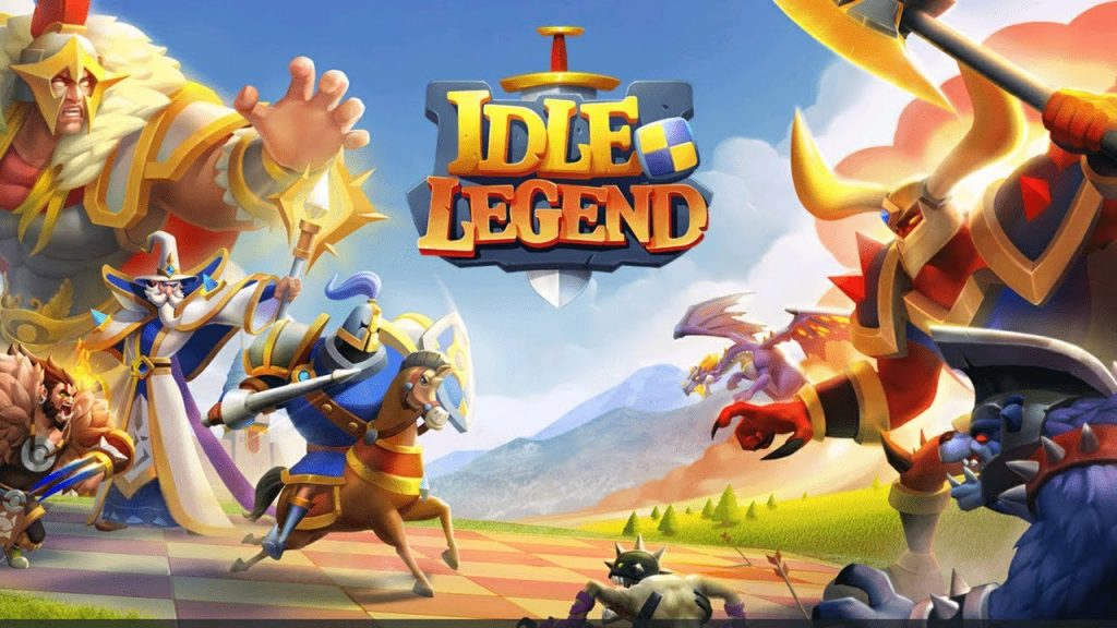Idle Legend. Действующие коды обмена на [curr_my]